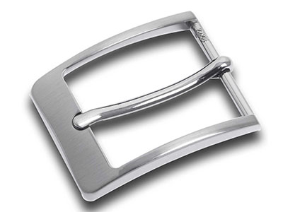 Simple Mens Pin Buckle For Belt