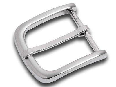 Mens Teeth Clip Pin Belt Buckle