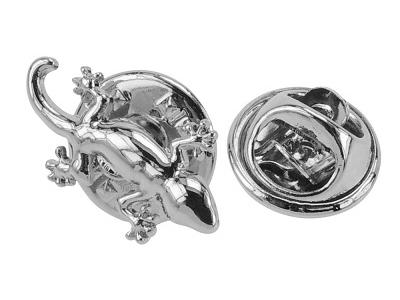 TP54-4R/Z Funny Gecko Animal Lapel Pin Badge