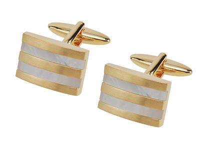 666-18G1 Best Price Beautiful Stone Cufflinks