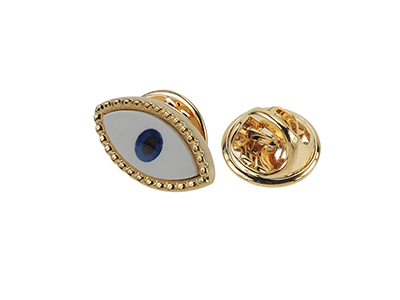TP56-18G Metal Eyeball Lapel Pin
