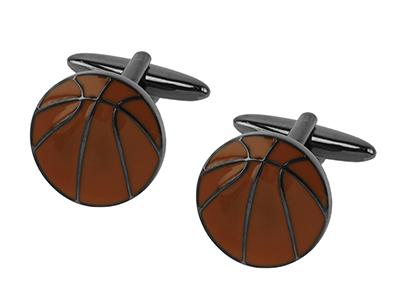 656-19GM Basketball Mens New Cufflinks