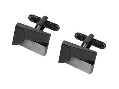 644-15GMR2 Metal Mens Cufflinks