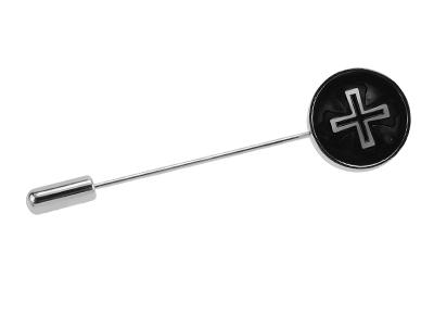 LP52-19R Classic Cross Lapel Pin