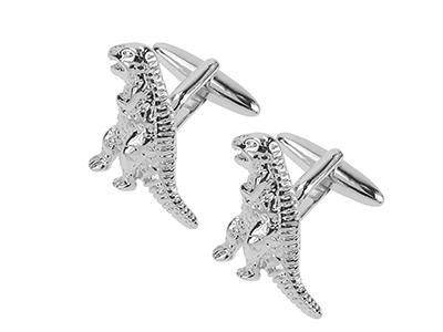 1863-6R Dinosaurs Cufflinks