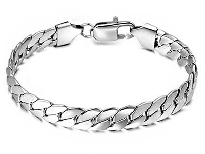 SSB0139R Stainless Steel Thin Bracelet