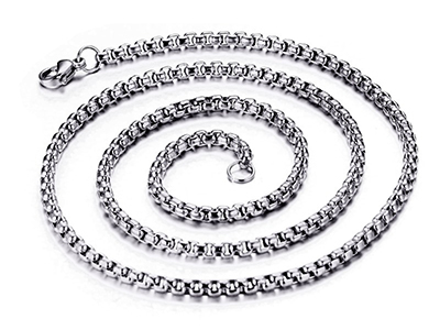 SSN0110R Stainless Steel Rolo Chain